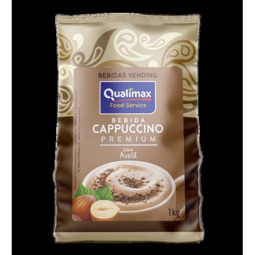 Cappuccino Qualimax Avelã - Kg