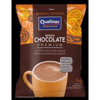 Chocolate com Leite  Premium Qualimax - 01 Kg