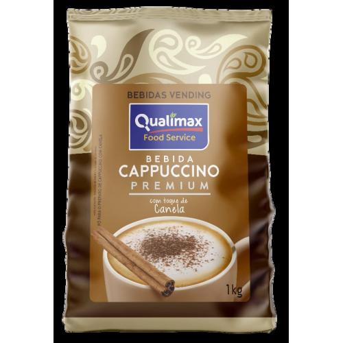 Cappuccino Qualimax Canela - Kg