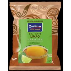 Chá Mate Solúvel Qualimax  Limão  - 01 Kg
