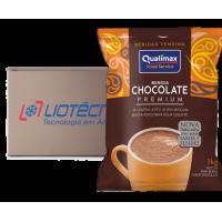 Chocolate com Leite Qualimax Kg - 01 Cx (10Kg)