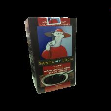 Café Santa Lúcia Moído (moagem média) Próprio p/ Máquinas - 500g