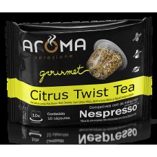 Cápsulas Aroma Citrus Twist Tea - 10 unid.