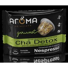 Cápsulas Aroma  de Chá Detox - 10 unid.