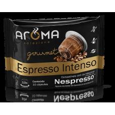Cápsulas Aroma café Espresso Intenso - 10 unid.