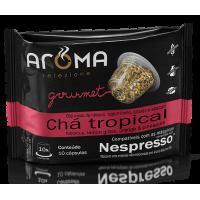 Cápsulas Aroma de Chá Tropical - 10 unid.