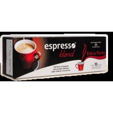 Cápsulas Espresso Blend Extra Forte - 10 Unid.
