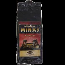 Café Fazenda de Minas Premium Torrado e Moído - 500g