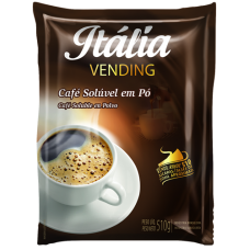 Café Solúvel em Pó Itália Vending - 510 g