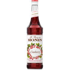 Aromatizante Monin Cranberry - 700ml