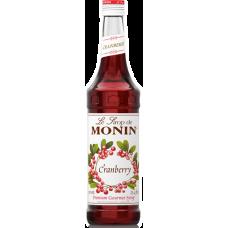Aromatizante Monin Cranberry - 700ml