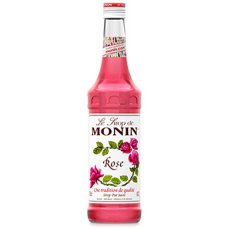 Aromatizante Monin Rosa - 700 ml