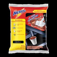 Chocolate Nescau com Leite  Nestlé - 1,3 Kg