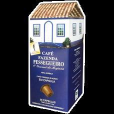Cápsulas Café Fazenda Pessegueiro - 10 unid.