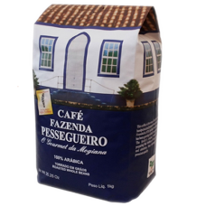 Café em Grão Fazenda Pessegueiro - 01 Kg