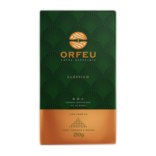 Café Orfeu Clássico Torrado e Moído - 250g