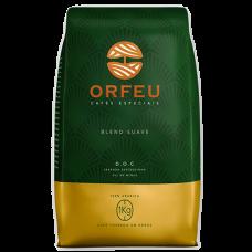 Café Orfeu Blend Suave (Eurídice) Grãos Torrados - 01 Kg