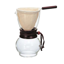 Drip Pot Woodneck HARIO - 480ml