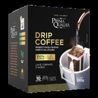 Drip Coffee (Café de Bolso) Prima Qualitá - 10 unid.