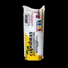 Tampa Descartável para Copo Isotérmico 180 ml - 50 unid.