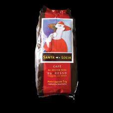 Café Santa Lúcia Grãos Torrados - 01 Kg